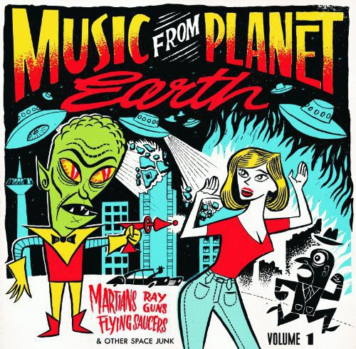 Music from Planet Earth 1: Martians /  Various