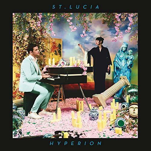 St Lucia - Hyperion [LP]