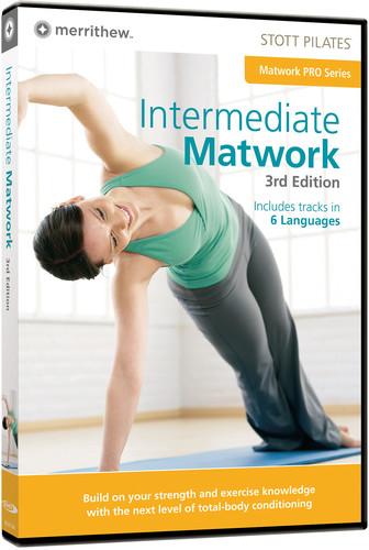 Stott Pilates: Intermediate Matwork 3rd Edition