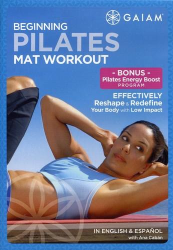 Pilates Beginning Mat Workout