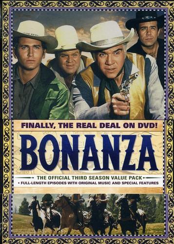 Bonanza: The Official Third Season Value Pack