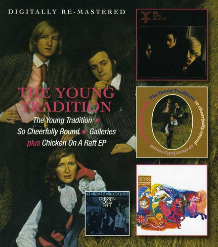 Young Tradition /  So Cheerfully Round /  Galleries [Import]
