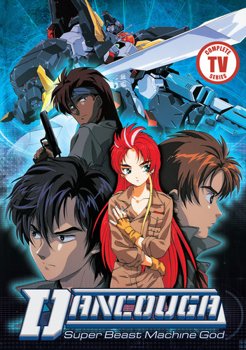 Dancouga: Complete TV Series
