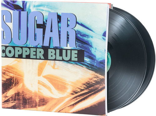 Copper Blue/ Beaster