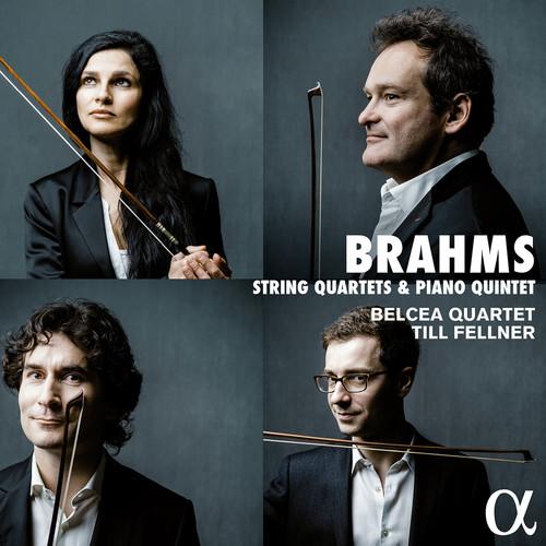 Brahms: Complete String Quartets & Piano Quintet