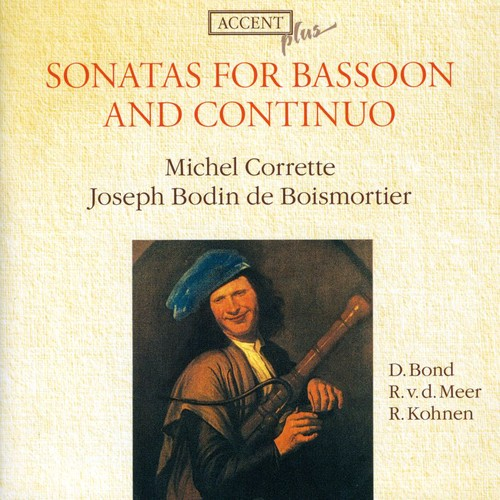 Onatas for Bassoon & Continuo