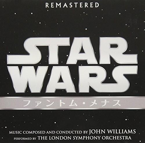 Star Wars I: Phantom Menace (Original Soundtrack) [Import]