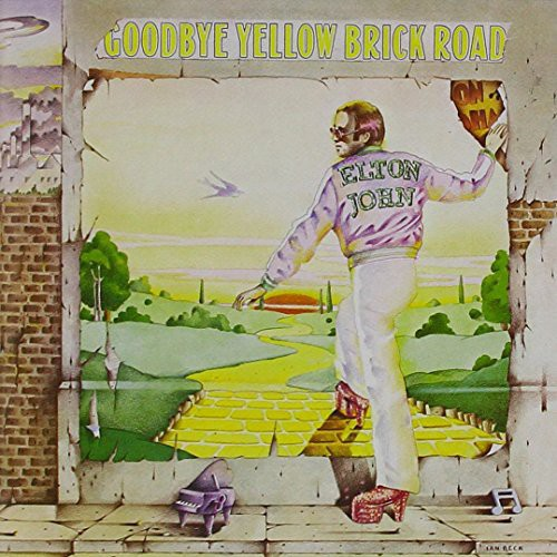 Elton John - Goodbye Yellow Brick Road [Import]