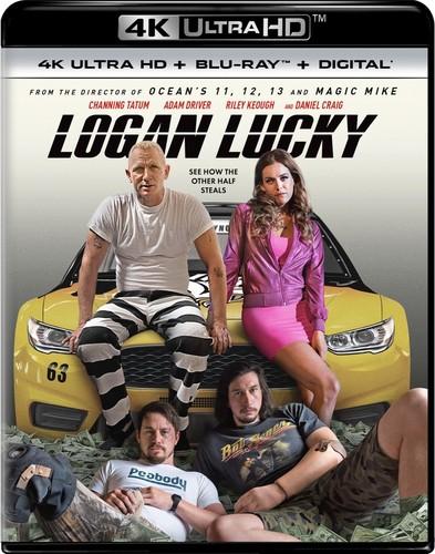 Logan Lucky [UltraViolet] [4K Ultra HD Blu-ray] [2 Discs]