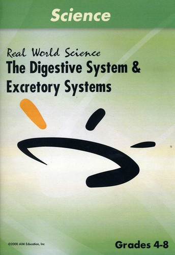 Digestive & Excretory Systems
