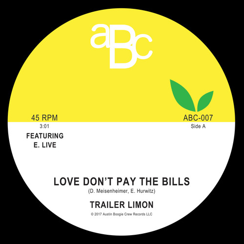Love Don't Pay The Bills /  Dancing With Somebody