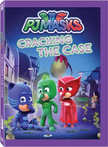 PJ Masks - Pj Masks: Cracking The Case