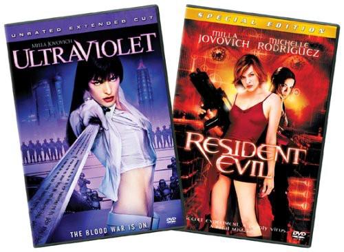 Ultraviolet/ Resident Evil