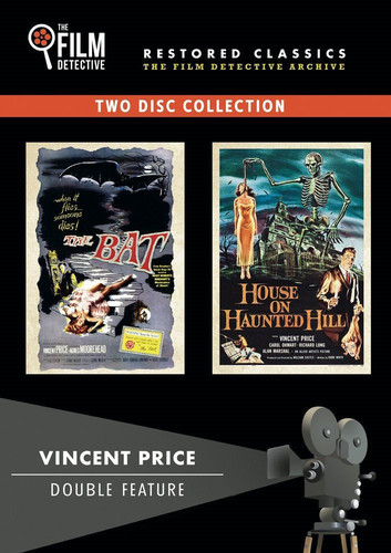 Vincent Price Double Feature