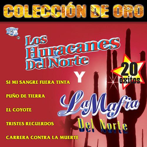 Coleccion De Oro: Los Huracanes Del Norte Vs. La Mafia Del Norte