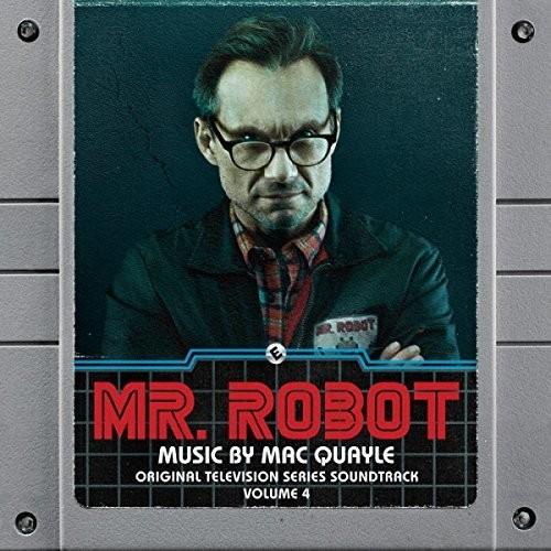 Mr. Robot [TV Series] - Mr. Robot Vol. 4 [Import Soundtrack]