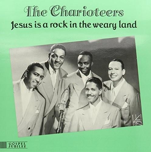 Jesus Is a Rock in the Weary Land