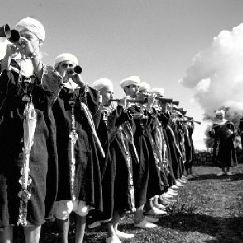 The Primal Energy That Is The Music and Ritual Of Jajouka, Morocco
