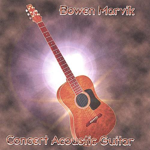 Concert Acoustic Guitar
