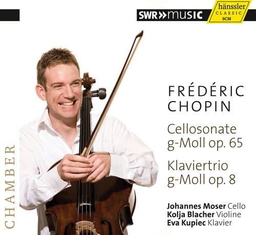 Johannes Moser - Cello Sonata & Pno Trio
