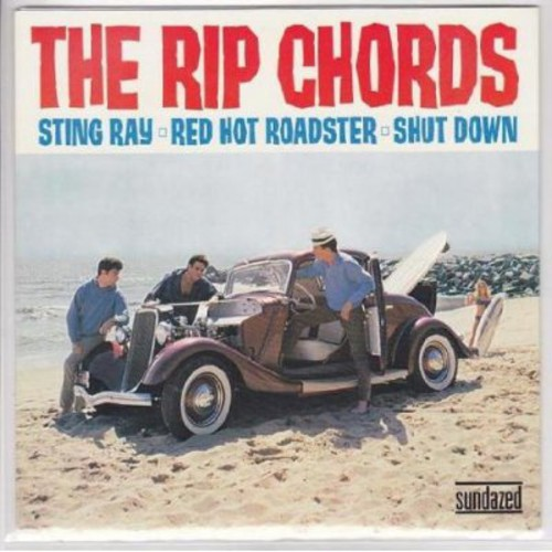 Sting Ray/ Red Hot Roadster/ Shut Down