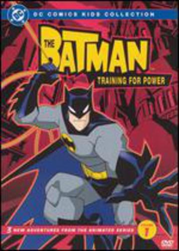 The Batman: Training for Power: Season 1 Volume 1