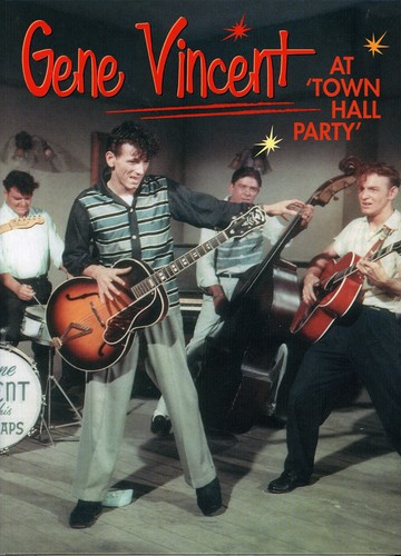 Gene Vincent - Town Hall Party