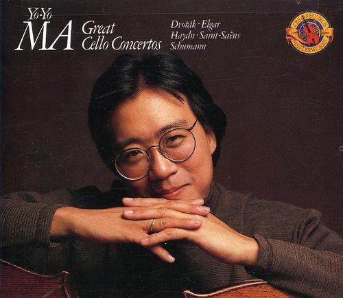 Yo-Yo Ma-Great Cello Concertos