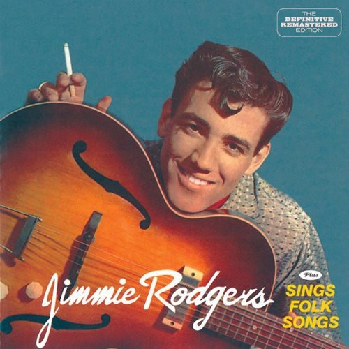 Jimmie Rodgers /  Sings Folk Songs [Import]