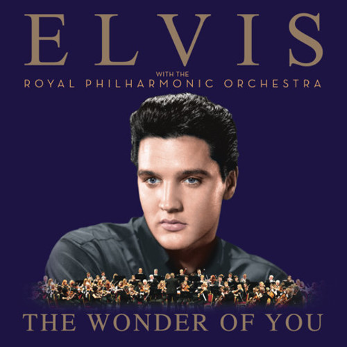 Various Artists - The Wonder Of You: Elvis Presley With The Royal Philharmonic Orchestra [Vinyl]