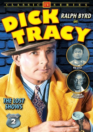Dick Tracy: Last Shows 2