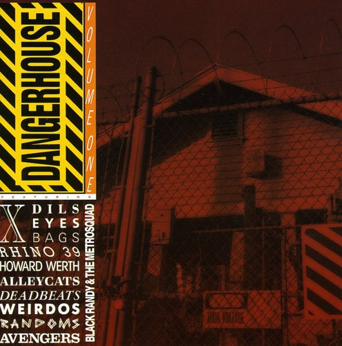 Dangerhouse - Dangerhouse Vol.1