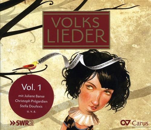German Folksongs 1