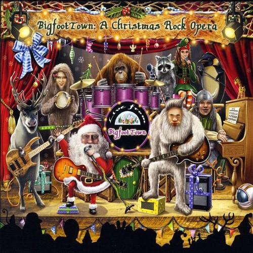 Bigfoottown: A Christmas Rock Opera