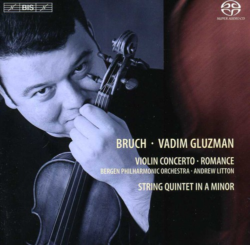 Violin Concerto No 1 /  Romance