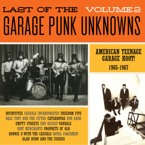 Last of the Garage Punk Unknowns 2