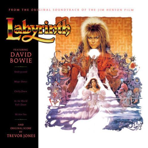 Jim Henson's Labyrinth [Movie] - Labyrinth [LP]