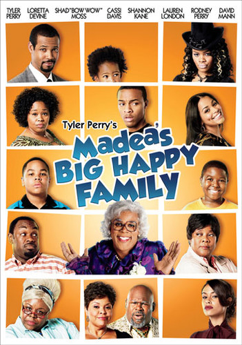 Tyler Perry's Madea [Movie] - Madea's Big Happy Family