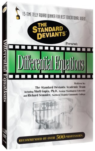 Standard Deviants: Differential Equations