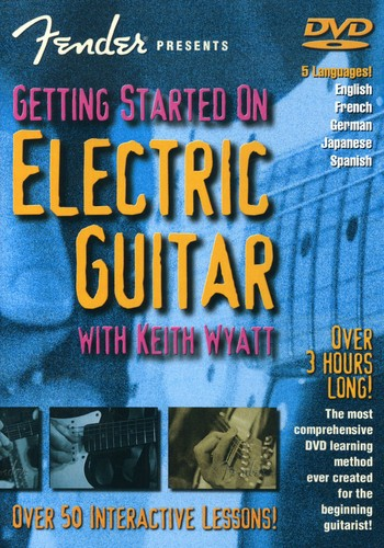 Fender Pres: Getting Started Electric Guitar