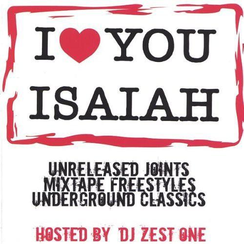 I Love You Isaiah 1