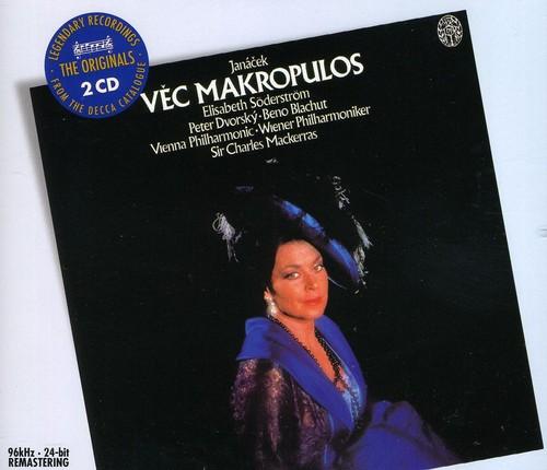 Janacek: Vec Makropulos /  Lachian Dances