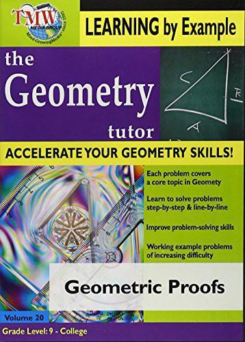 Geometry Tutor: Geometric Proofs