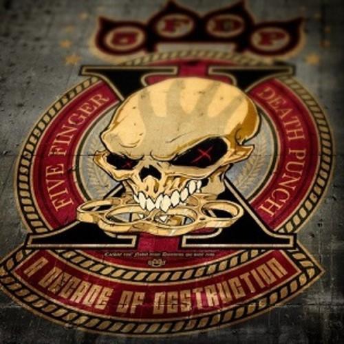 Five Finger Death Punch - A Decade Of Destruction [Clean]