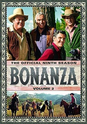Bonanza: The Official Ninth Season Volume 2