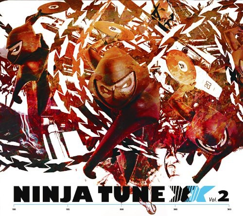 Various Artists - Ninja Tune XX: Volume 2