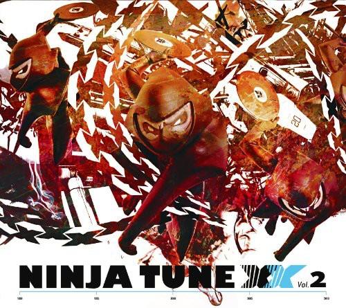 Ninja Tune Xx - Vol. 2-Ninja Tune Xx