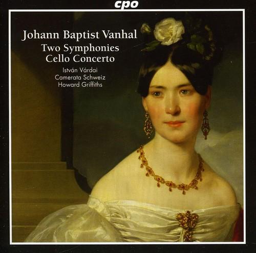 Two Symphonies & Cello Concerto