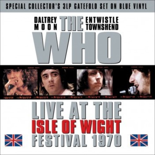 Live at the Isle of Wight Festival 1970 [Import]