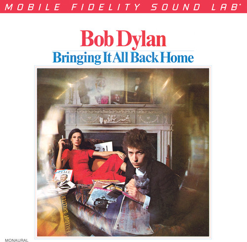 Bob Dylan - Bringing It All Back Home [Limited Edition Hybrid SACD - DSD]